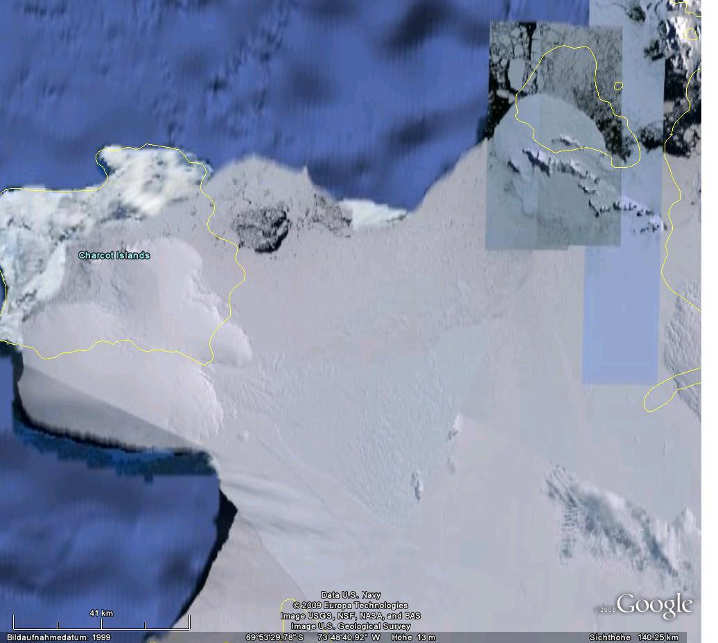 Wilkins Goolge Earth