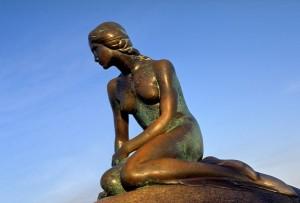 Kopenhagen_meerjungfrau