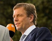 Claus Kleber, ZDF-Moderator