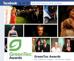 Greentec Awards Facebook