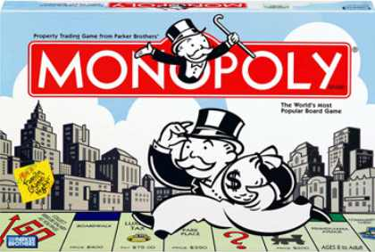 monopoly city instruction booklet