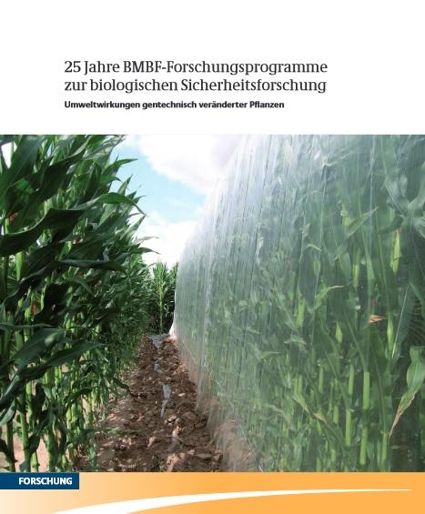 BMBF-Studie Gentechnik