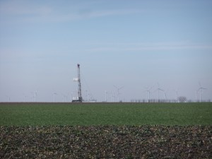 UGS Rig in Teutschenthal