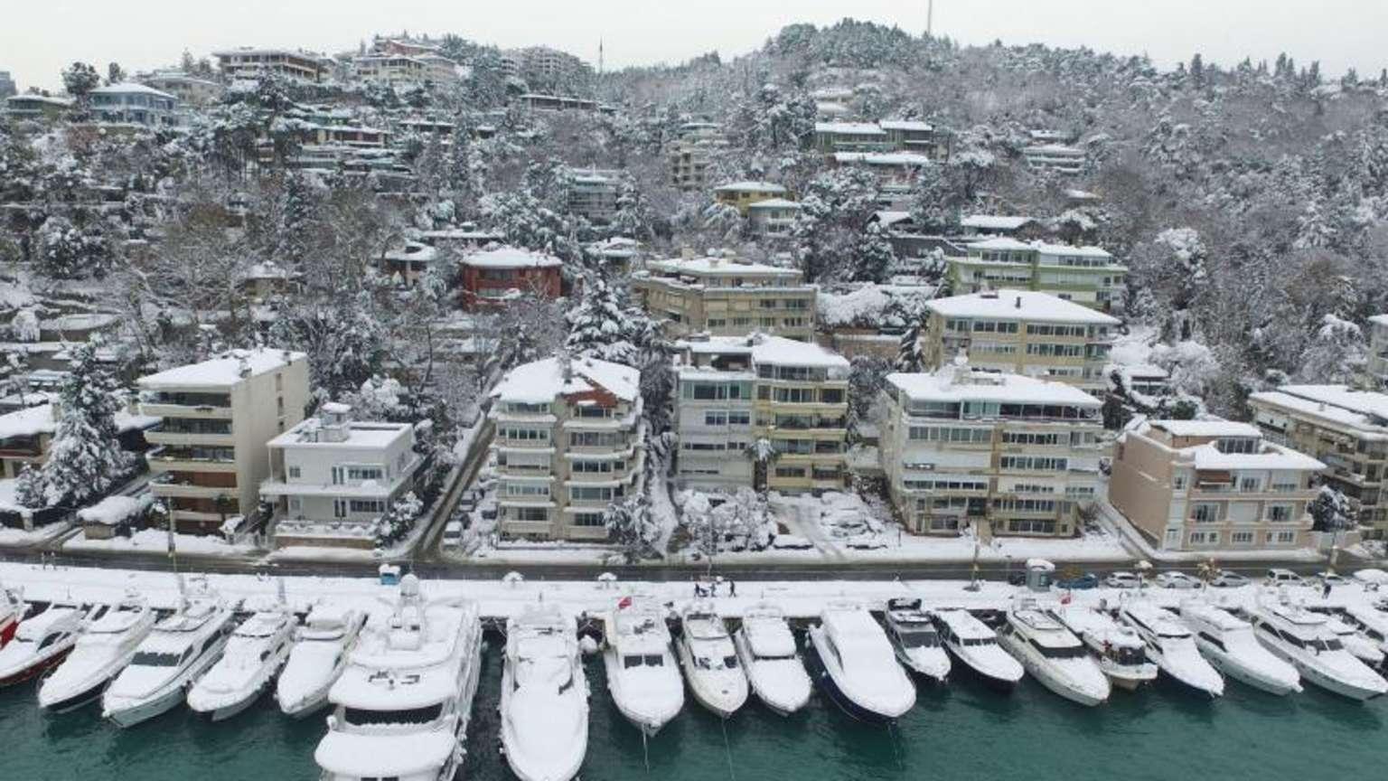 schnee-istanbul