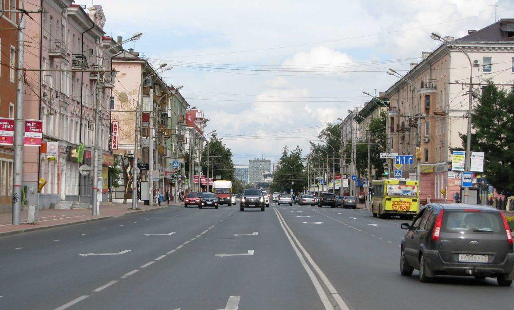 Bild 7. Entlang stark befahrener Straßen bilden sich schmale Linienghettos (Foto: Pixabay)