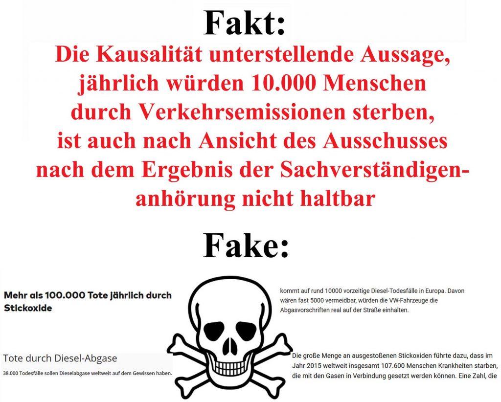 """Bild 4. Eine weitere """"unbequeme Wahrheit"""" des Bundestags-Untersuchungsausschusses zur Dieselaffäre"""