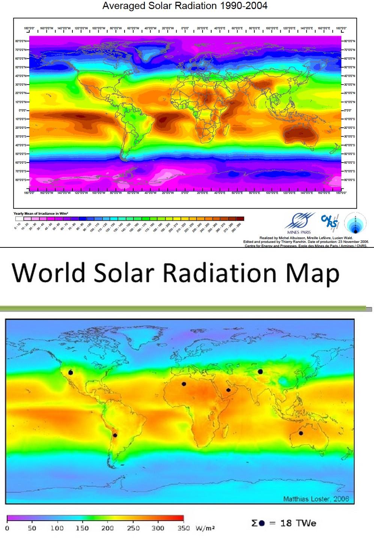 SolarRadiationMap