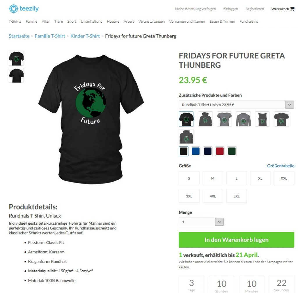 FFF-Shirt