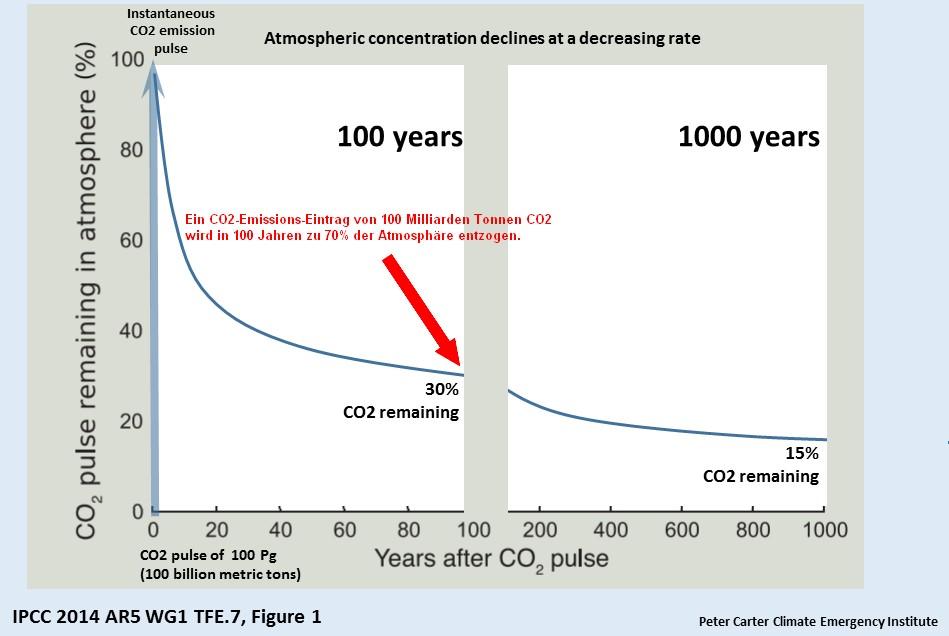 CO2-Abbau