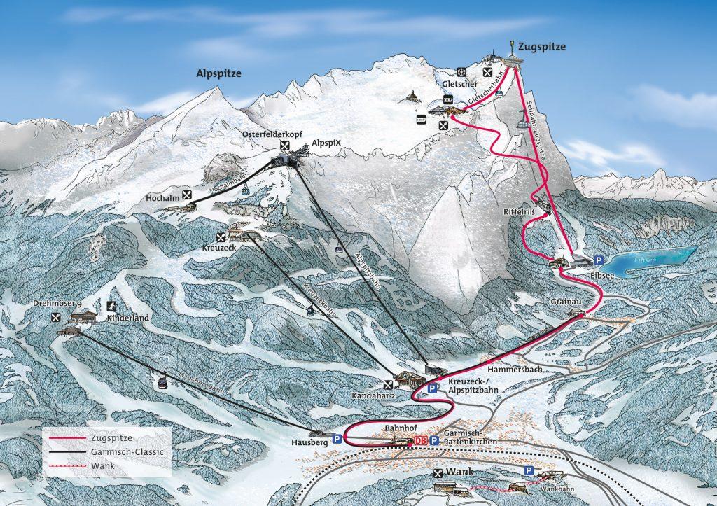 überleger-zeichnung-vektor-garmisch-panorama-Winter-FALTPLAN_-